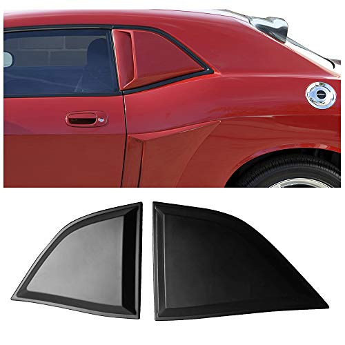 Used, Window Scoops Fits 2008-2017 Dodge Challenger | XE for sale  Delivered anywhere in USA