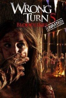 Wrong Turn 5 (Turn Set Wrong Dvd)