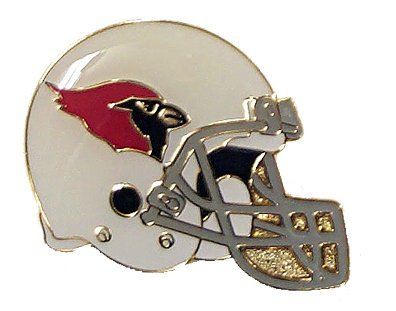 NFL Arizona Cardinals Helmet Pin