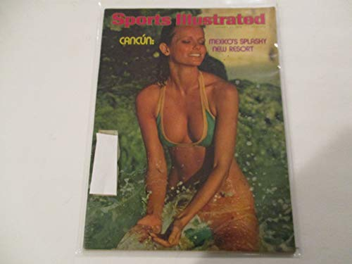 (JANUARY 27, 1975 FEATURING THE SWIMSUIT ISSUE CANCUN: MEXICOS SPLASHY NEW RESORT (COVER CHERYL TIEGS))