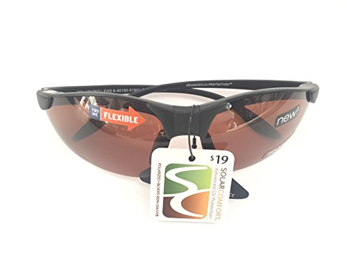 Solar Comfort Solar Comfort Classic Shield Rectangular - Comfort Solar Sunglasses