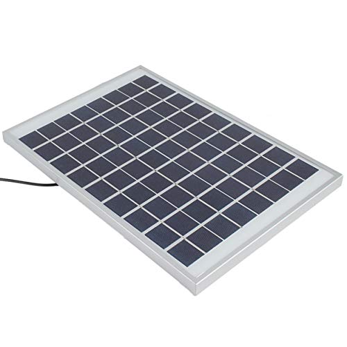Portable Solar Panel Power Storage Generator LED Light 4 USB Charger Home System by Foreverharbor (Image #5)