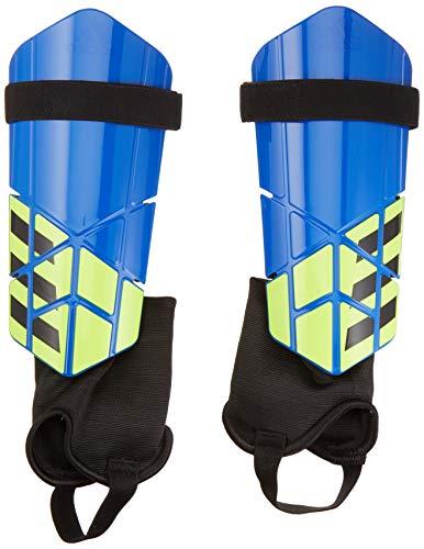 (adidas X Club Shin Guards, Football Blue/White/Black, Large)