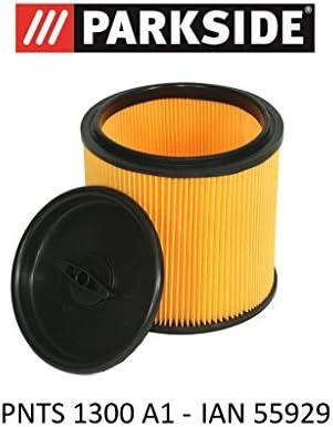 Parkside Arrugas filtro con cierre bayoneta Tapa para mojado aspiradora en seco pnts 1300 B2 – Ian 69502: Amazon.es: Hogar