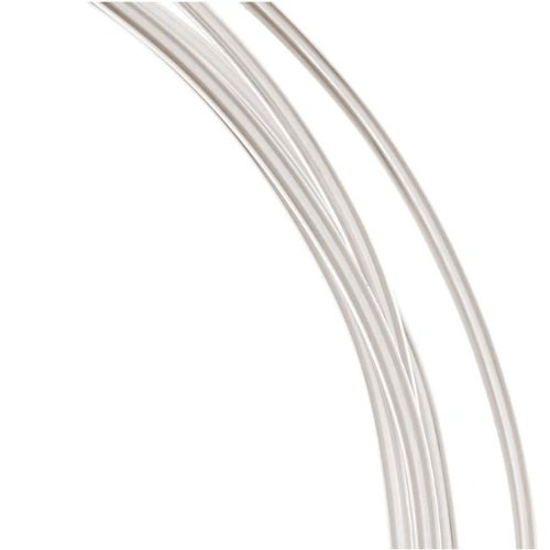 1 Oz. (4 Ft.) 99.9% Fine Silver Wire 14 Gauge Round Dead Soft