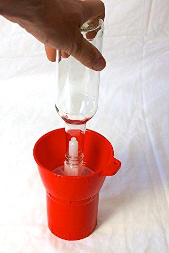 Ferrari lave bouteille