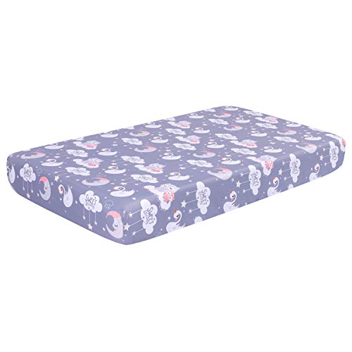 Microfiber Fitted Breathable Sheets Printed