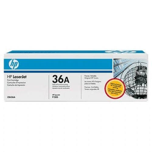 HP 36A - nero - originale - LaserJet - cartuccia toner ( CB436A ) Hewlett Packard GmbH B003VVXBQK