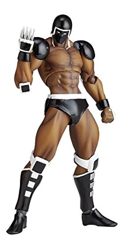 카이요도 마이크로 야마구치 리볼 미니 근육맨 워즈 맨 약125mm ABS&PVC제 도장필 가동 피규어 rm-010