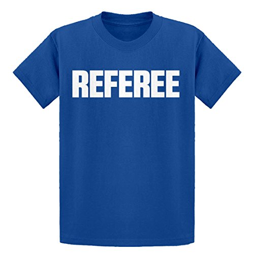 Indica Plateau Youth Referee Small Royal Blue Kids - Rb 3269