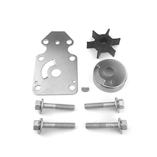 YAMAHA OEM Water Pump Impeller Repair Kit F9.9 F15 T9.9 15 9.9 63V-W0078-02-00