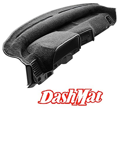 DashMat Original Dashboard Cover Mitsubishi Galant (Premium Carpet, Smoke) (2000 Mitsubishi Dash Mat)