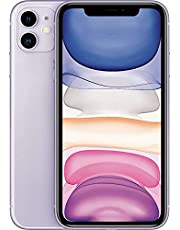 Apple iPhone 11, 256GB, Unlocked - Purple (Renewed)