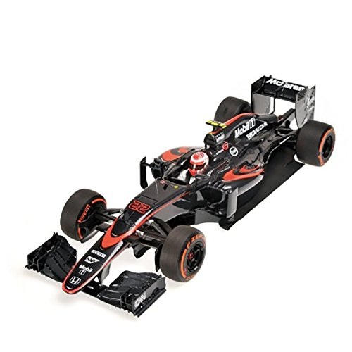 Minichamps 537151122 1:18 Scale 2015 McLaren Honda for sale  Delivered anywhere in USA