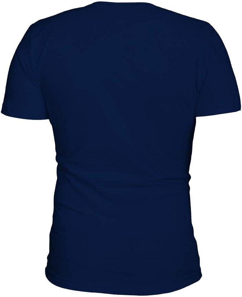 TEEZILY T-Shirt Homme Famille Grand-P/ère Petite-Fille Il est Son h/éros et Elle est sa Princesse