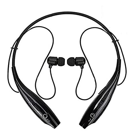aa31307e527 GO SHOPS HBS-730 Bluetooth Stereo Sports Wireless: Amazon.in: Electronics