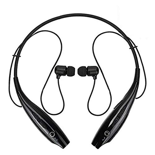 Go Shops Samsung Galaxy On7 Prime Compatible HBS 730 Bluetooth Stereo Sports Wireless Portable Neckband Headset Headphone Headsets