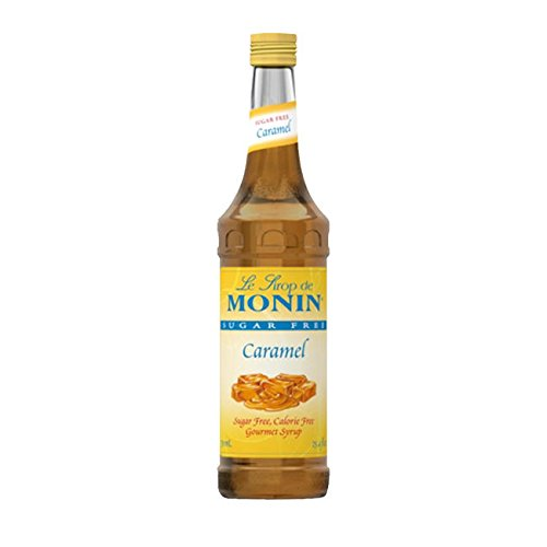 Monin Caramel Drink Syrup, 750mL (01-0037) Category: Drink Syrups by Monin