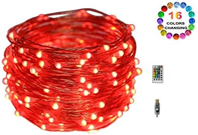 LFBTP LED String Lights 33ft