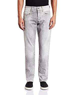 Men's 3301 Tapered-Fit Jean in Kamden Grey