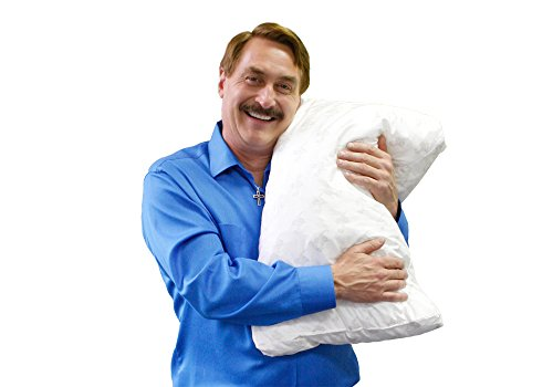 My Pillow Premium Series Bed Pillow King Size Blue Level