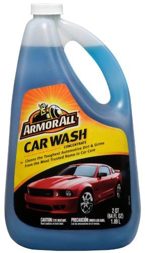 Armor All Car Wash Concentrate (Armor All 25464 Car Wash - 64 fl.)