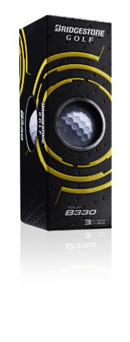 Bridgestone Golf 2014 Tour B330 Golf Balls (Pack of 12) by Bridgdestone Golf (Image #3)