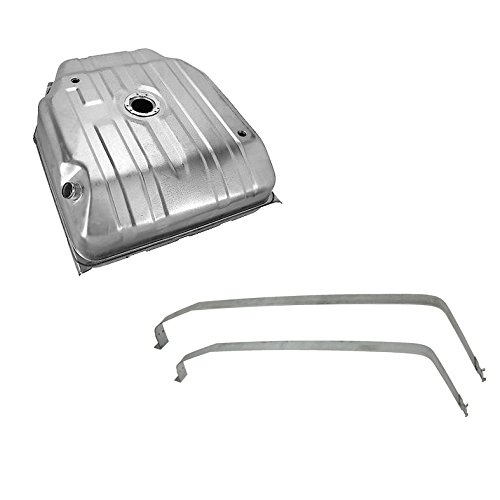(Gas Fuel Tank 42 Gallon With Tie Straps Kit Set for 92-97 Chevy GMC Suburban)