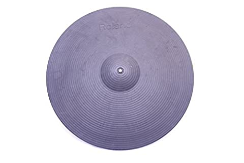 Roland CY-12H Hi-Hat Electronic Cymbal V-Drum (Roland Drum Cymbals)