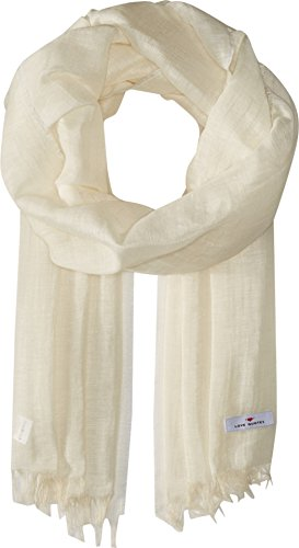 Love Quotes Women's Linen Cotton Solid White One Size