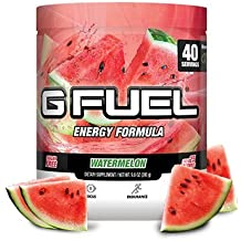 G Fuel Watermelon Tub (40 Servings) Elite Energy and Endurance Formula