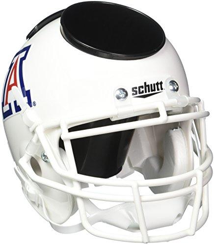 Wildcats Desk Ncaa (NCAA Arizona Wildcats Helmet Desk Caddy, One Size)