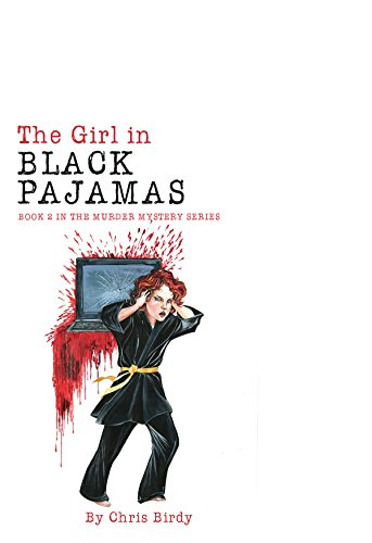 The Girl in Black Pajamas (Pajama Trilogy Book 2)