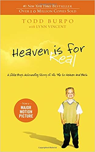 Heaven is for Real, a book review