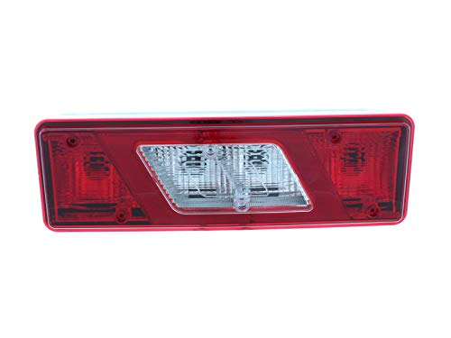TRA003KIT *FORD TRANSIT MK6 O//S REAR LAMP 2000-2006 WITH BULB HOLDER