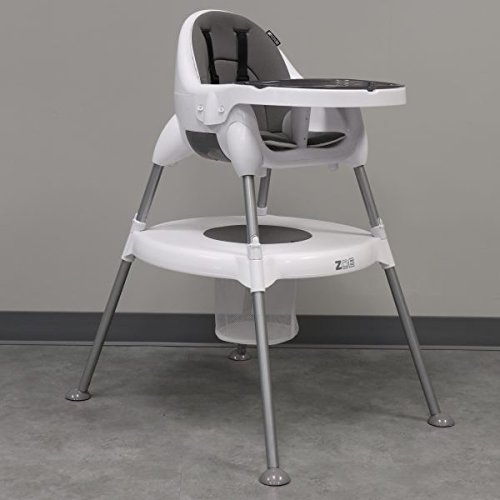 ZOE High Chair (5-in-1 High Chair, Noah Grey)