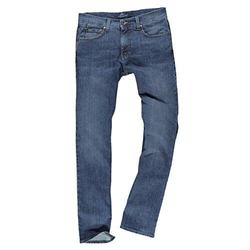 engbers Herren Jeans Basic, 25470, Blau