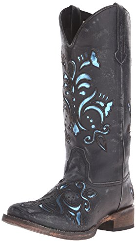 Roper Women's Belle, Black, 9 M US ()