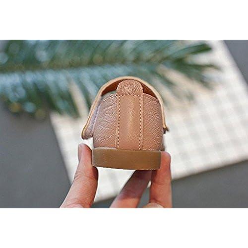 e2d3468cb Outlet PAOLIAN Verano Zapatos Para Niña Princesa Calzado Zapatos de Niñito  Antideslizante Cuero Zapatos de Primeros