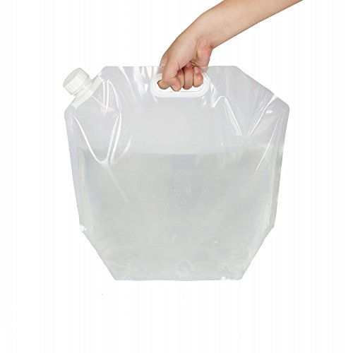 Empty Tank (Boli 10 Litres Collapsible Water Tank Water Container Water Carrier- Food)