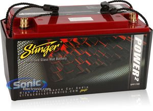 (Stinger SPP1700 1700 Amp SPP Series Dry Cell Battery with Protective Steel)