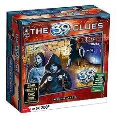 University Games 39 Clues 200 Piece Puzzle 39