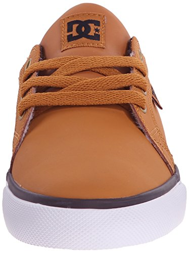 DC Shoes Council, Scarpe da Ginnastica Bambino Wheat/Dark Chocolate