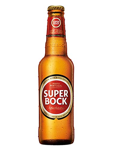 Super Bock Lager, 24 x 330 ml, Case of 24