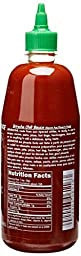 Huy Fong, Sriracha Hot Chili Sauce, 28-Ounce Bottles (Pack of 3)