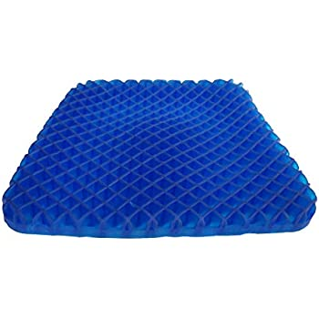 Amazon.com: SESEAT Gel Seat Cushion Soft Breathable with Non ...