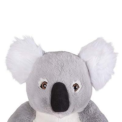 Melissa & Doug Lifelike Plush Koala Stuffed Animal (13.5W x 14H x 12D in): Toys & Games