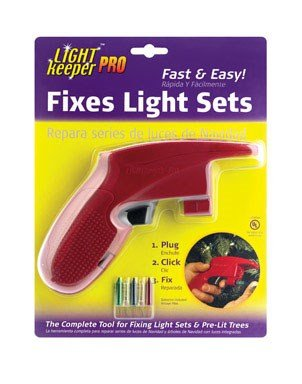 Light keeper PRO Repair Tool (Fix lights with the squeeze of a trigger)