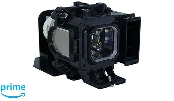 Supermait LV-LP27 LVLP27 1298B001AA Lámpara Bulbo de repuesto para ...