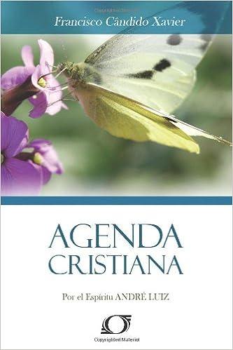 Agenda Cristiana (Spanish Edition): Francisco Candido Xavier ...
